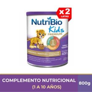 Nutribio Kids Premium 400g (PAGA 1 LLEVA 2)