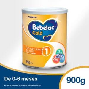 Leche Bebelac Gold 1 900g