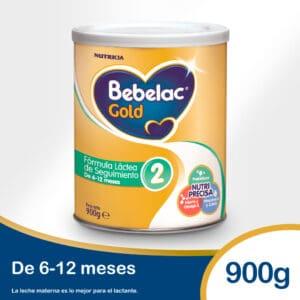 Leche Bebelac Gold 2 900g