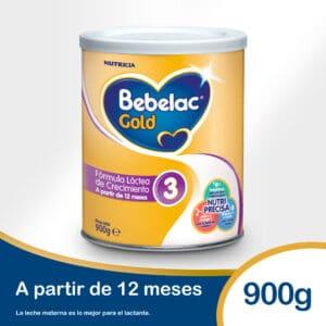 Leche Bebelac Gold 3 900g