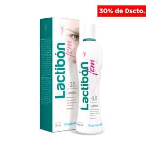 Lactibon Fem PH 3.5 x 240ml (30% DESCUENTO)