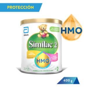 Similac Etapa 2 HMO 400 g