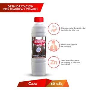 Pedialyte NL Coco 60 MEQ MAX 500ml