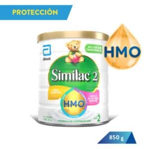 Similac Etapa 2 HMO 850 g