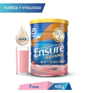 Ensure Advance Fresa 850g