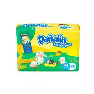 Pañal Pañalín Classic Plus M x 24