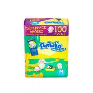 Pañal Pañalín Classic Plus M x 100