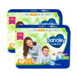 Pañal Panolini Confort G x 200