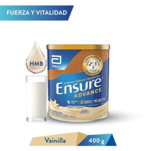 Ensure Advance Vainilla 400g