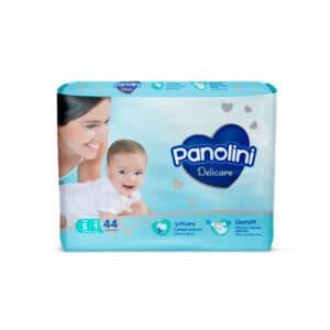 Pañal Panolini Delicare Pequeño x 44
