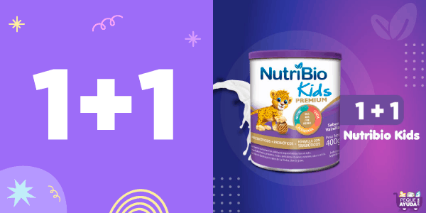 Nutribiokids 1+1 abril 2021