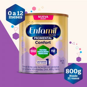 Enfamil ® Confort - Fórmula especializada - Lata 800g