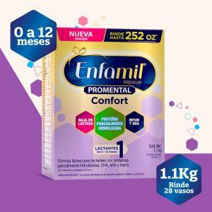 Enfamil ® Confort - Fórmula especializada - Caja de 1100g
