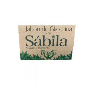 Jabón de Glicerina con Sábila Dr. Peña