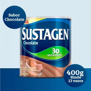 Sustagen ® Alimento en polvo- sabor chocolate- Lata de 400g