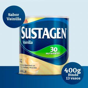 Sustagen ® Alimento en polvo- sabor vainilla- Lata de 400g