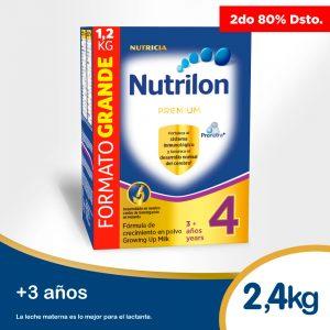 Nutrilon Premium 4 1200g (2do 80% DESCUENTO)
