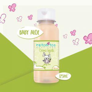 Crema Líquida Retoñitos Baby Aloe x 125ml