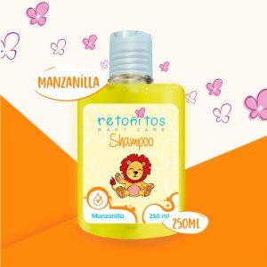 Shampoo Retoñitos Manzanilla x 250ml