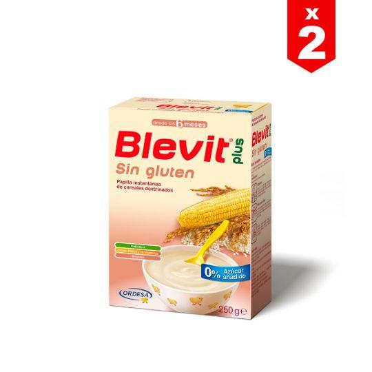 Blevit Plus Sin Gluten x 250gr (PAGA 1 LLEVA 2)