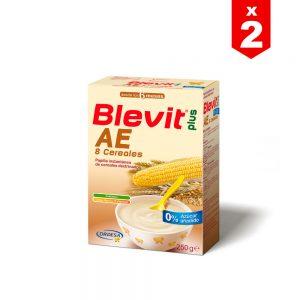 Blevit Plus 8 Cereales AE x 250g (PAGA 1 LLEVA 2)