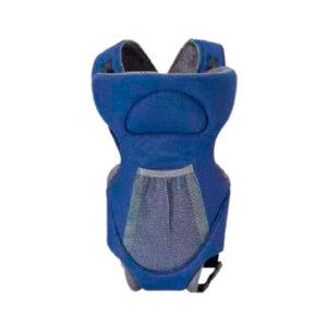 Porta Bebé Canguro Azul