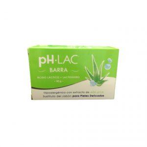 Jabón Ph-Lac Barra Aloe Vera x 90gr