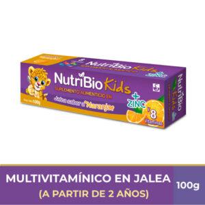 Nutribio Kids Jalea tubo 100g