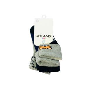 Medias Roland #806 Box Niño Talla 1-2 años