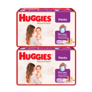 Pañal Huggies Ajuste Perfecto Unisex G x 100 Promo