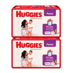 Pañal Huggies Ajuste Perfecto Unisex XXG x 72 Promo