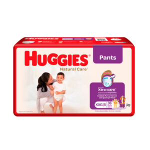 Pañal Huggies Ajuste Perfecto Unisex XXG x 36